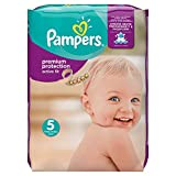 Pampers Active Fit Windeln Monatsbox, Größe 5, 11-23kg x136 Windeln - 2