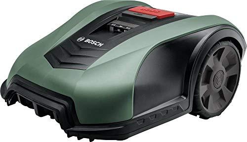 Bosch Robot cortacésped Indego M+ 700 (con función de aplicación, ancho de corte 19cm, para un césped de hasta 700m², altura de corte entre 30-50mm y pendientes de hasta el 27%)