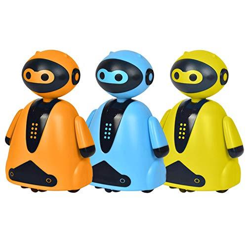 TLLY Magia Bolígrafo Inductivo Mini Robot Coche Juguetes, Robot Inductivo Eléctrico De...
