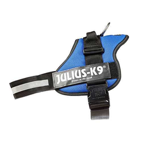Julius-K9 Geschirr K9, Blau, XL / 2