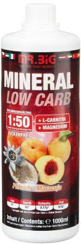 Mr.Big Mineral Konzentrat Pfirsich-Maracuja, 1er Pack (1 x 1 l)