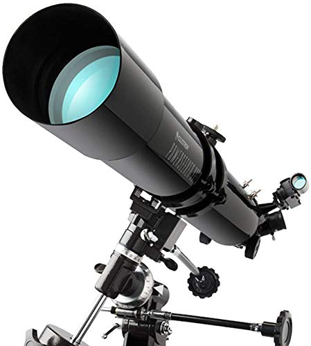Buy Bargain HGERFXC Portable Astronomical Telescope for Kids Educational Science Refractor with Supe...