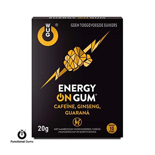 WUG Energy ON Kauwgom 20G