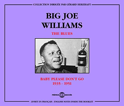 Blues  /  Baby Please Don't Go 1935