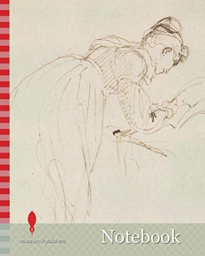 Notebook: Studies of Woman and Greyhound, Sir George Hayter, 1792-1871, British, undated,...