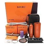 Davinci MIQRO Vape - Vaporizador de hierbas secas premium, kit de colección Explorer, óxido