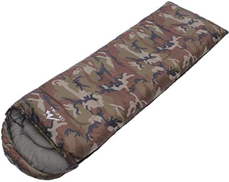YAzNdom Im Freien kampierende Mittagspause Mittagspause Mittagspause des Erwachsenen Schlafsacks der warme Vierjahreszeiten Schlafsack B07MV9ZWTN  Qualität a511d5