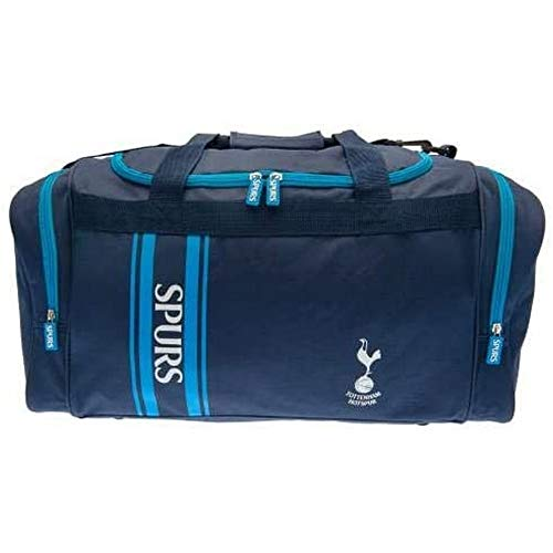 Tottenham Hotspur F.C Stripe Design Holdall Shoulder Bag For Birthday Christmas For Football Fan