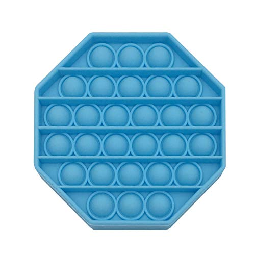 THAT! Push Pop bubbla sensorisk fidget leksak, pressmeddelande och ångestleksaker för barn vuxna, sensoriska leksaker för barn ångest autism lättnad