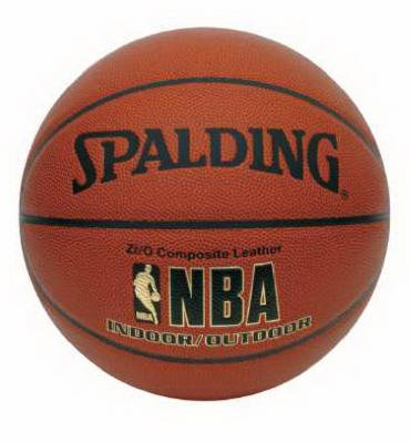 Best Review Of Spalding 64-497 Official Size NBA Basketball - Quantity 4