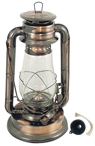 Lámpara de queroseno grande, estilo marítimo