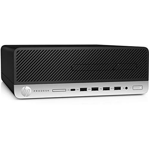 HP ProDesk 600 G4 SFF | Intel Core i7 – 8700 3,2 GHz | 8 RAM DDR4 | SSD 256 | Windows 10 Pro (reacondicionado)