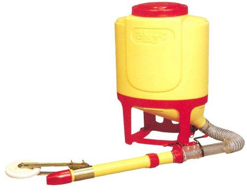 向井工業 背負式粒状肥料散布機 さんすけ OB-24 [車輪付]