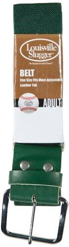 Louisville Adjustable Belt de baseball pour adulte Vert forêt