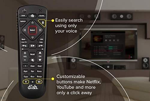 54.0 DISH Premium Remote