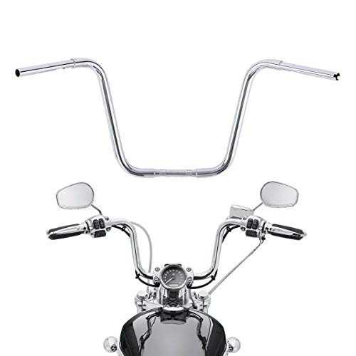TCMT 16' Rise APE Hangers Bar 1-1/4' Fat Handlebars Fit For Harley Softail Standard