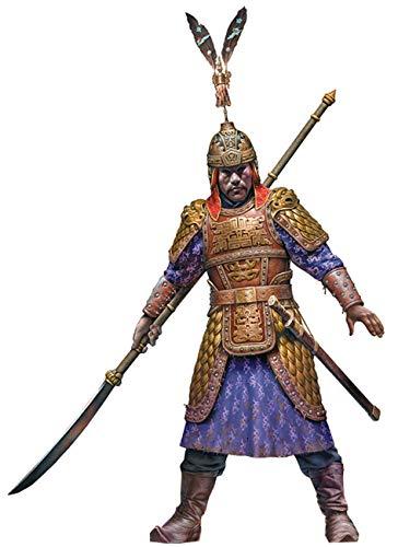 マスターボックス 1/24 朱元璋 (しゅ・げんしょう) 明王朝初代皇帝 1356年 プラモデル MB24059