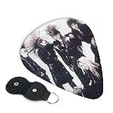 X Japanエックスジャパン ポスター ギターピック 3種類の厚さ 6枚セット 初心者用 それぞれ厚さ ピック ウクレレ 音楽ギフト ケース付き