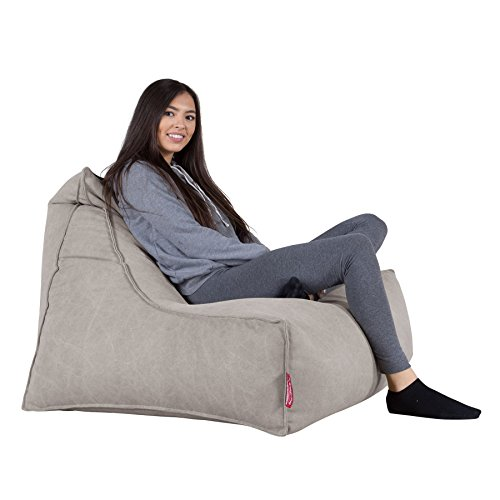 Lounge Pug - Sitzsäcke in Grau