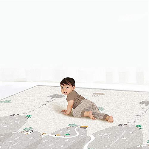 200 * 180 cm Tapis de Jeu pour bébé Tapete Infantil 1 cm Épaisseur bébé Tapis Tapis de Jeu Tapis en Mousse Tapis Enfant Enfant Toddler Crawl Tapis Couverture pour bébé