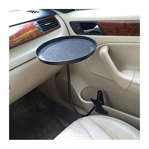 Mizuho Alta qualità utile Auto Auto Mount Supporto Supporto da Viaggio Drink Tazza tavolino da caffè Stand Vassoio (Color Name : Pink)