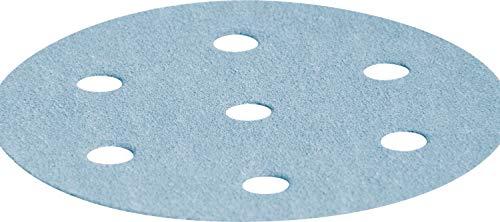 Festool 498327 - Disco abrasivo stf d90 / 6 p800 gr / 50