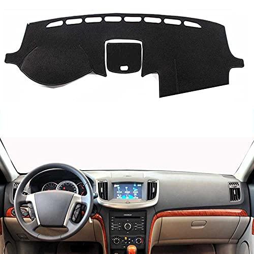 ZHHRHC Cubierta Interior del salpicadero del Coche, cojín de Alfombra, Apto para Chevrolet Holden Epica Daewoo Tosca 2013 2014 2015