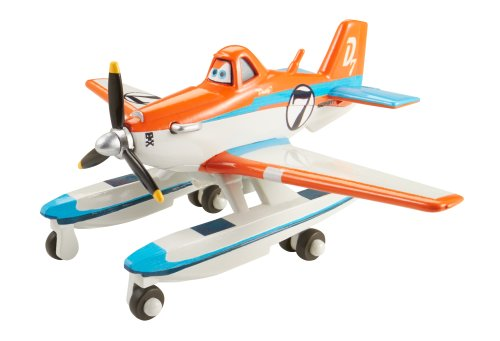 Disney\'s Planes Fire and Rescue Die cast Pontoon Dusty