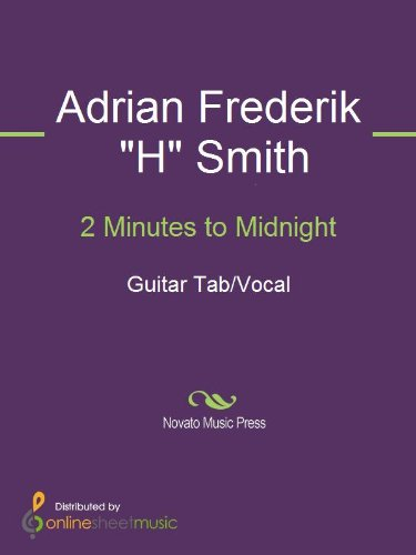 2 Minutes to Midnight (English Edition)