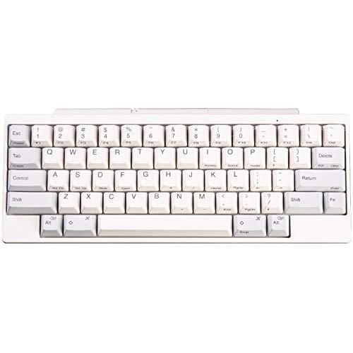 JTWJ Bluetooth Version Kapazitive Keyboard, Programmierung Tastatur for Apple Mac/Linux-Programmierer (Color : C)