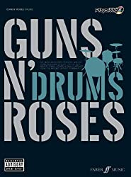 Guns N\' Roses: Authentic Playalong Drums + CD