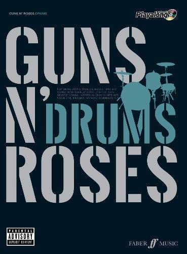 Guns N' Roses: Authentic Playalong Drums + CD
