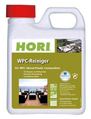 HORI WPC-Reiniger farblos