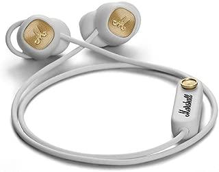 Marshall 马歇尔 Minor II 无线蓝牙入耳式耳机 耳塞 12小时连续播放 APTX 蓝牙5.0 白色/金色
