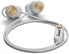 Marshall Minor II Bluetooth In-Ear headphone, White - NEW
