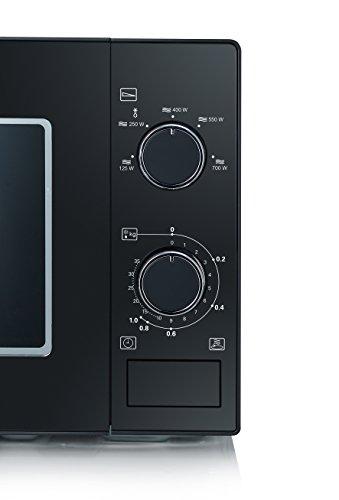 Severin-MW-7890-Mikrowelle-700-Watt-20-L-Garraum-Schnell-und-einfach-Ideal-zum-Erwaermen