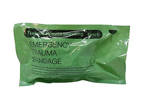Emergency Pressure Israeli Bandage, 4
