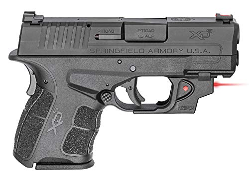 Viridian Essential Red Laser Sight (Springfield XDS/XDS Mod 2)