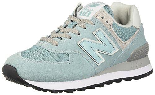 New Balance Ml574v2 Herren-Sneaker, - Storm Blue White - Größe: 38.5 EU