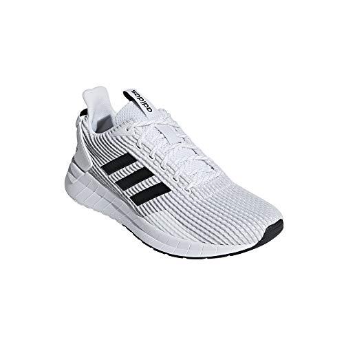 Adidas Questar Ride, Herren Laufschuhe, Weiß (Ftw Bla/Negbás/Gridos 000), 40 EU
