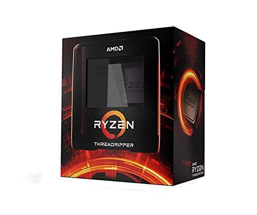 AMD Ryzen Threadripper 3990X 64-Core, 128-Thread Unlocked Desktop Processor, without cooler