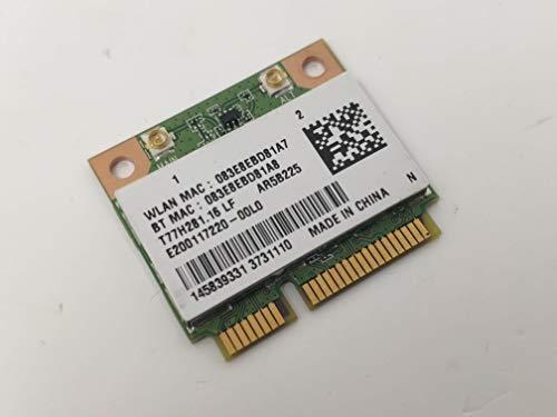 Tarjeta de red inalámbrica Combo Bluetooth para Sony Vaio SVE17 WiFi N...