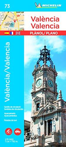 Plano València/Valencia (Planos Michelin)