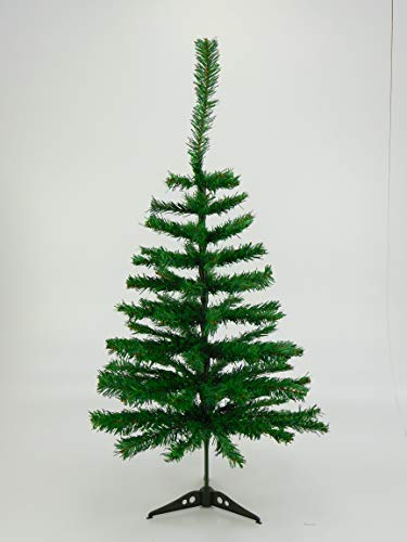 Christmas Concepts 36 Inch (90cm) Green Table Top Christmas Tree - Home & Office Christmas Decorations - Traditional Christmas Tree