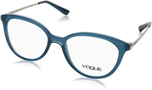 Vogue Damen 0Vo5151 Brillengestell, Opal Hellblau, 62