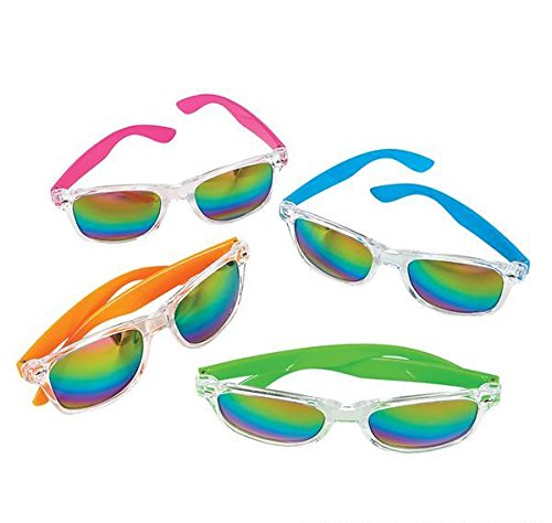 Find Discount DollarItemDirect Rainbow Lens Sunglasses, Case of 300