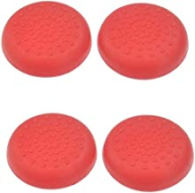 4Pcs(2Pairs) Thumb Stick Grips for PS4 Controller