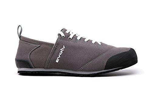 Evolv Cruzer Approach Shoe - Gray 10.5