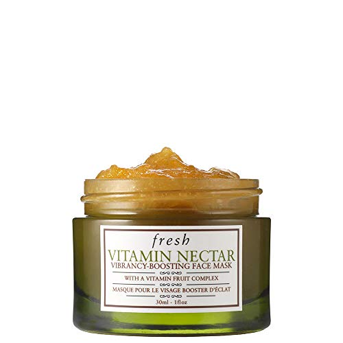 FRESH Vitamin Nectar Vibrancy-Boosting Face Mask - 1 oz/30 mL