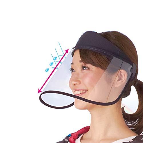 FYLY-Schutzschild Für Das Gesamte Gesicht Für Männer Und Frauen, Winddicht Staubdicht Sicherheitsschutzvisierfläche, Anti-Speichel, Für Labor/Haushalt/Küche/Zahnmedizin,Blau
